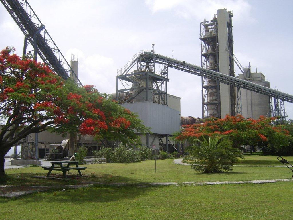 1994 Arawak Cement - Barbados