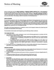 TCL Notice of Meeting for web_Page_1